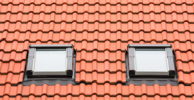 okna na dachu
