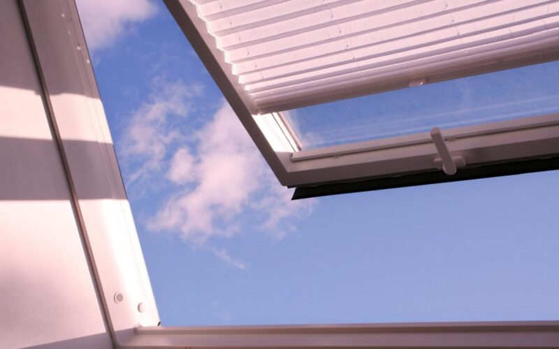 uchylone okno dachowe